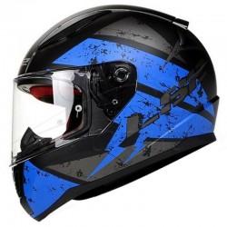 FF353 Rapid Deadbolt Matt Black Blue
