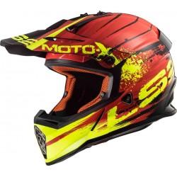 MX437 Fast Gator Red