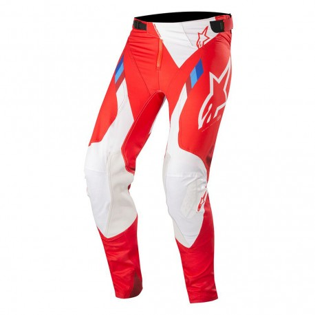Supertech Pants Red White