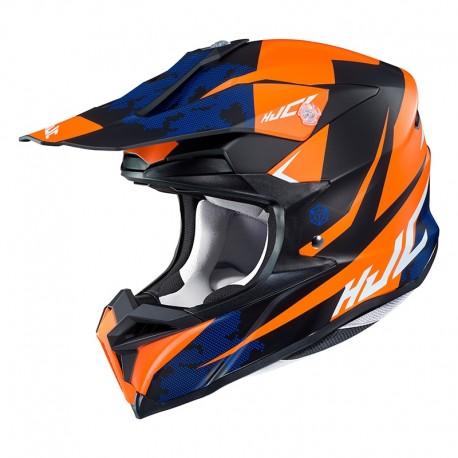 i50 Tona MC7SF Blue Orange