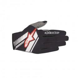 Neo Gloves Black White