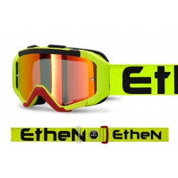 Goggle Ares Yellow Fluo AR0709