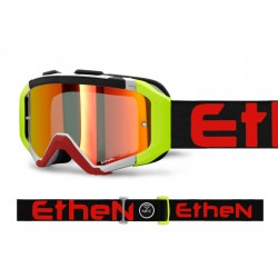 Goggle Ares Black Red Yellow AR0707