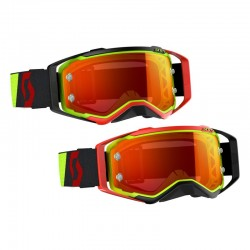 Prospect Goggle Yellow Red