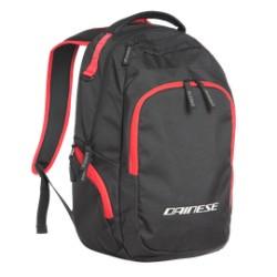 D-Quad Backpack Black/Red