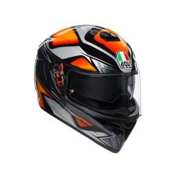 K3 SV Liquefy Black Orange
