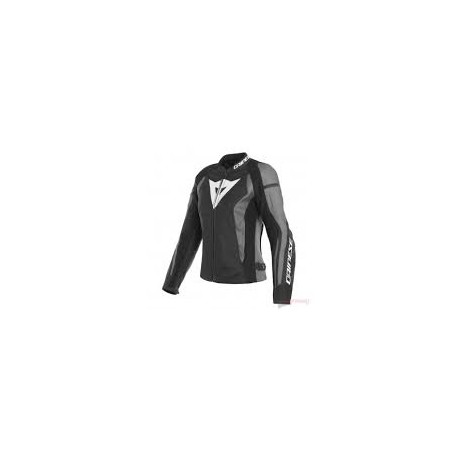 Nexus Lady Leather Jacket Black Black Ebony