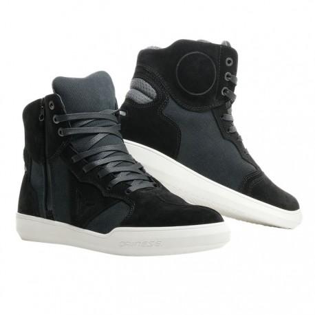 Metropolis Shoes Black Antracite