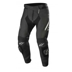 Missile V2 Leather Pants Black