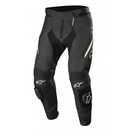 Missile V2 Leather Pants Black