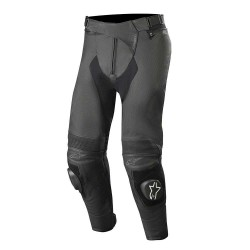 Missile V2 Leather Pants Airflow Black