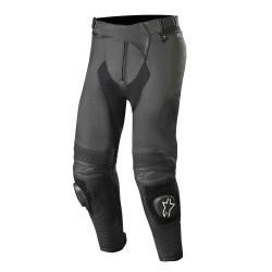 Missile V2 Leather Pants Airflow Black