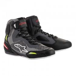 Faster 3 Rideknit Shoes BK GRY RD YE FL