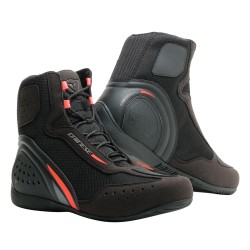 Motorshoe D1 Air Black Fluo Red Antracite