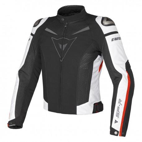 Super Speed Tex  Jacket Black White Red