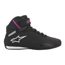Stella Sektor Shoes Black Fuchsia