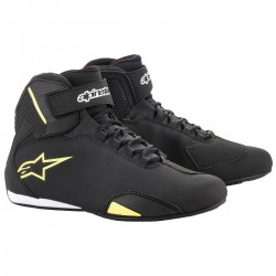 Sektor Shoe Black Yellow