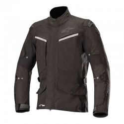 Mirage Drystar Jacket Black Antracite