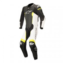 Missile Leather Suit Tech Air Blk Wht Yell Fl