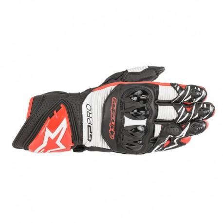 Gp Pro R3 Black-White-Bright Red