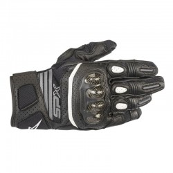 Stella Sp X Air Carbon V2 Gloves Black-Antracite