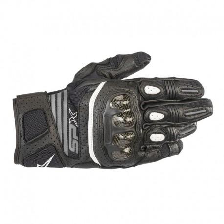 Stella Sp X Air Carbon V2 Gloves Black-Antracite