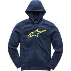 Ageless II Fleece Navy-yellow