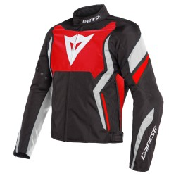 Edge Tex Jacket Lava-Red-Black-White