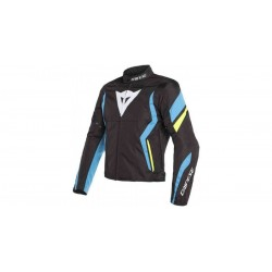 Edge Tex  Jacket Black blue Yellow Fl