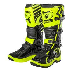 RMX Boot Eu Black Neon Yellow