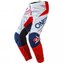 Element Pants Factor White-Blue-Red