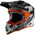 2Series Spyde 2.0 Black White Orange