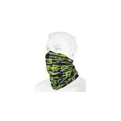 NeckWarmer Matrix Black-Green