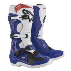 Tech 3 Blue White Red