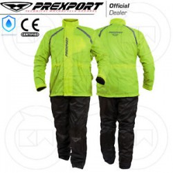 Rain Suit Yellow Fluo