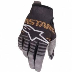 Radar Gloves Black-Dark- Gray