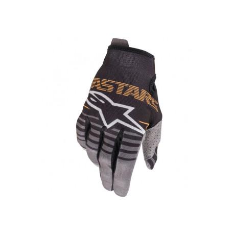 Radar Gloves Black-Dark- Gray