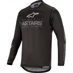 Racer Graphite Jersey Black-Dark Gray