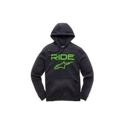 Ride 2.0 Fleece Black-Green