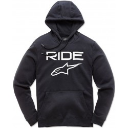 Ride 2.0 Fleece Black White