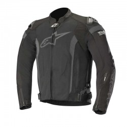 T-Missile Drystar Jacket Tech-Air Compatibile Black