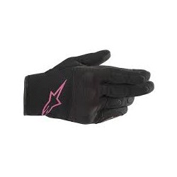 Stella S Max Drystar Gloves Black Fucsia