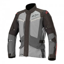 Mirage Drystar Jacket Black DGray LGray