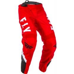 Pantalone Cross  F-16 Rosso Nero bianco