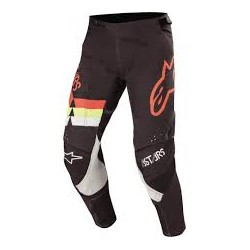 Techstar Venom Pants Black-Red-Yellow