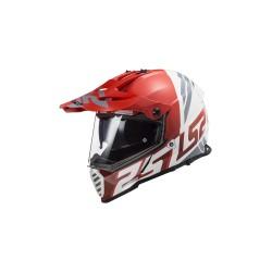MX436 Pioneer Evo Evolve Red White