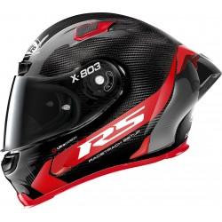 X 803 RS Ultra Carbon Hot Lap