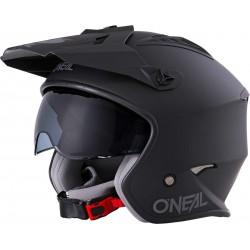 Volt Helmet Solid Black