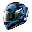 X803 Ultra Carbon Mastery Blue 040