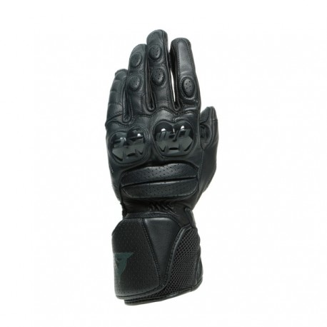 Impeto Gloves Black Black